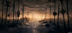 Lost_Road_landscape_post_apocalyptic_picture_image_digital_artThibault_Fischer