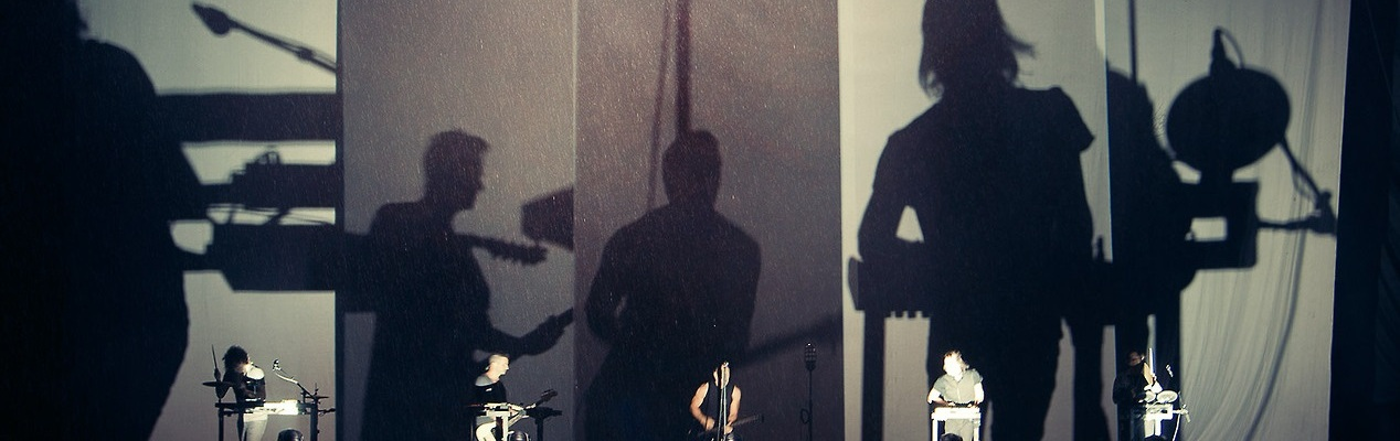 Video: Nine Inch Nails – Copy Of A / Sanctified – Live at ...