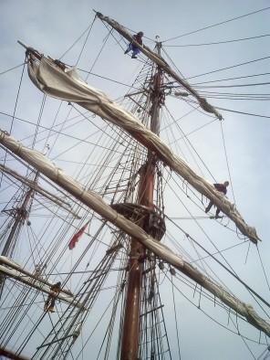 Travel photo - Copenhagen - Helsingor -Old Ship Sails