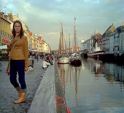 Travel photo - Copenhagen - Nyhaven