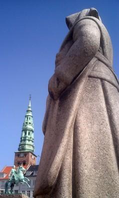 Travel photo - Copenhagen - Statue