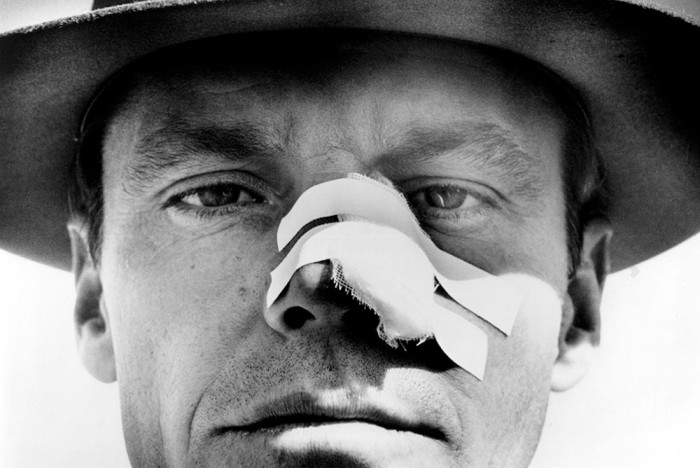 Creatives Get Dirty in London - Jack Nicholson as J.J. Jake Gittes, in Chinatown (1974)