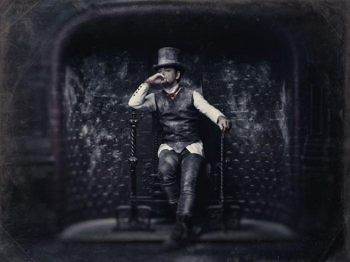 Electronica Legend Gary Numan new album Splinter
