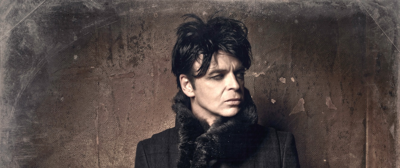 Gary Numan electronica legend cyberpunk icon and the man who twisted David J Rodger's young brain in 1979