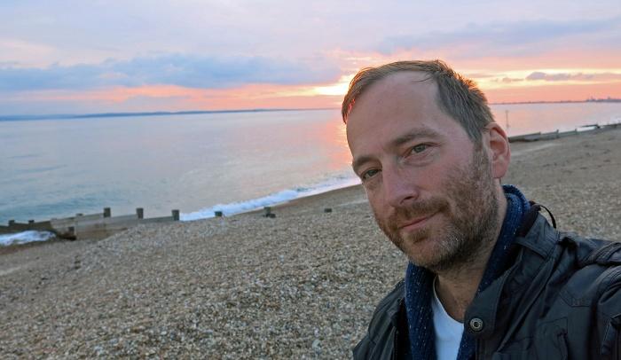 Travel Photo England - David J Rodger at Hayling Island