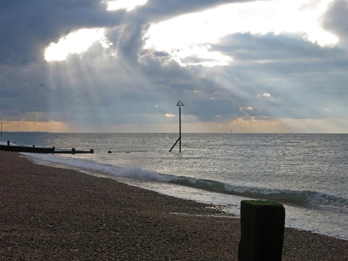 Travel Photo England Hayling Island Coastal Retreat by David J Rodger - Sunrise