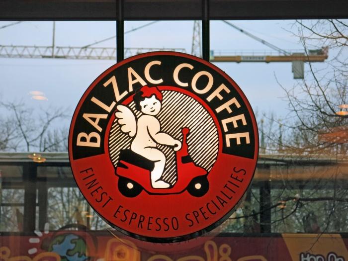 Balzac Coffee in Berlin - nice cafe