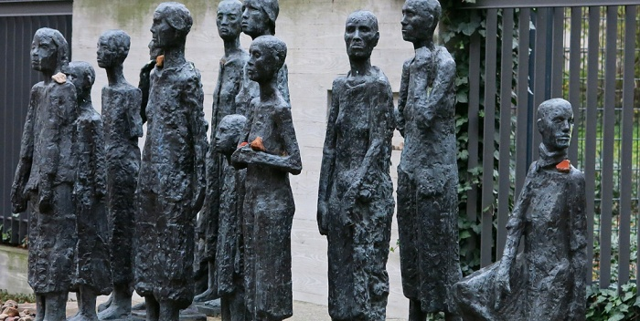 Berlin - Memorial to Holocaust Victims