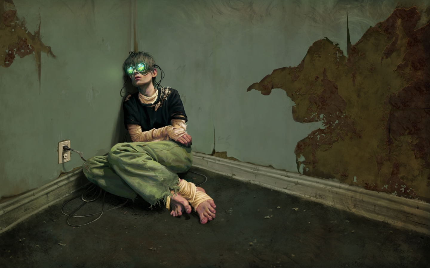 Dark Science Fiction - Immersive Virtual Reality Junkie - image source unknown