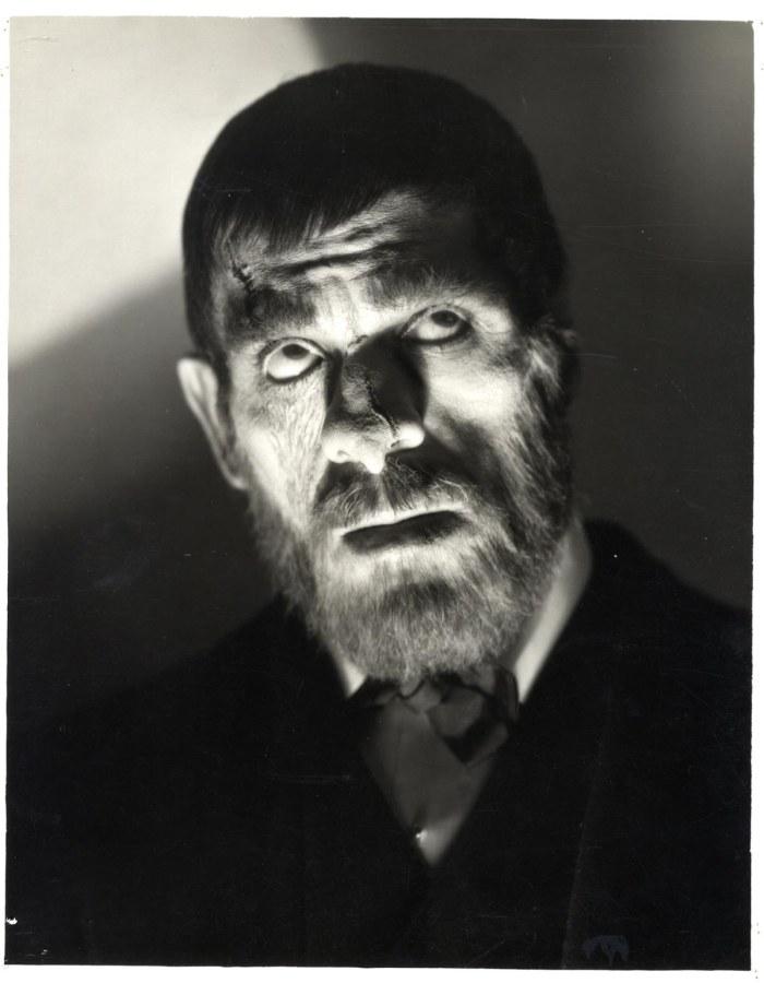 Boris Karloff as Morgan in The Old Dark House (1932)