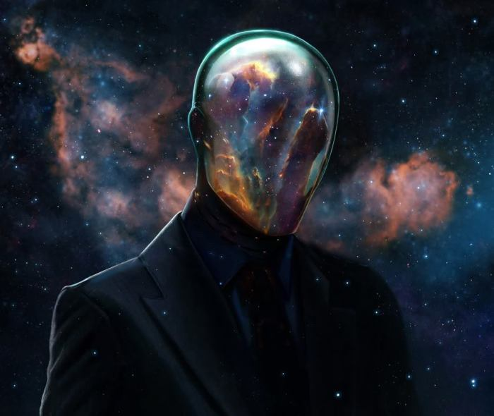 Nyarlathotep - The Black Man - Mr X