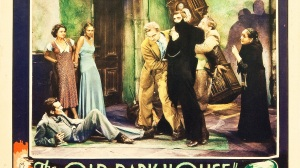Promotional poster for The Old Dark House (1932)