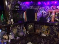 HIAB_X converts a garden shed into creative batchelor pad or Man Cave - Star Wars R2D2 home made crucifix