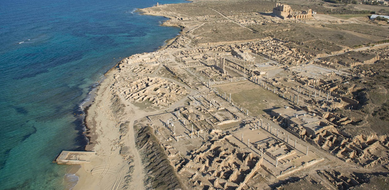 Libyan Coastline