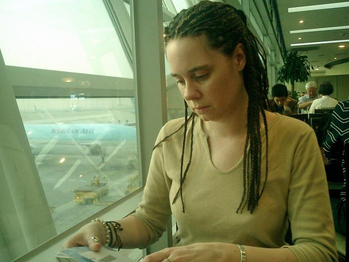 Incheon Airport South Korea - Oj