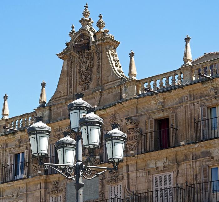 Travel photo Salamanca Plaza Mayor