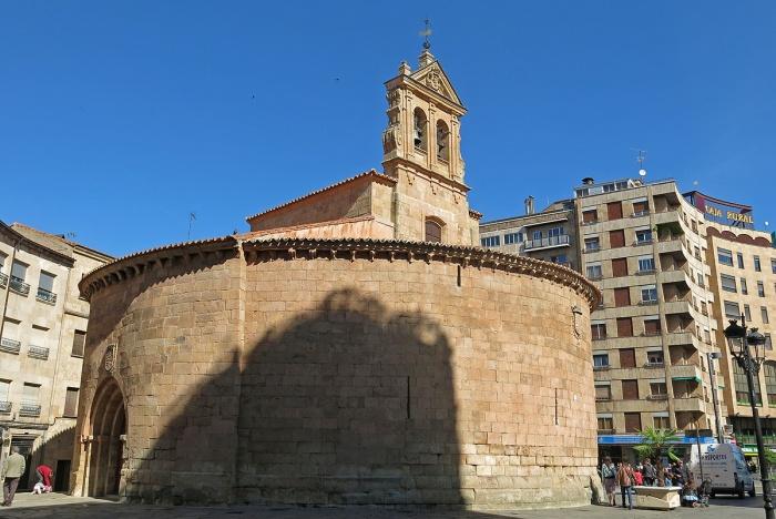 Travel Photo - Salamanca Spain - San Marcos church