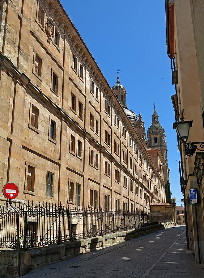 travel photo Salamanca