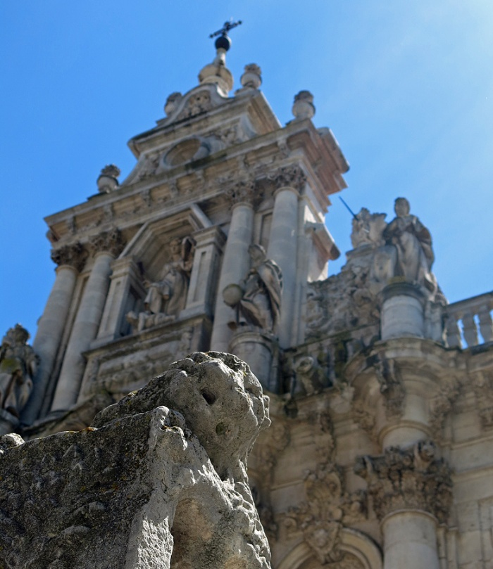 Travel photo - Valladolid Spain - majestic architecture from bygone era of power