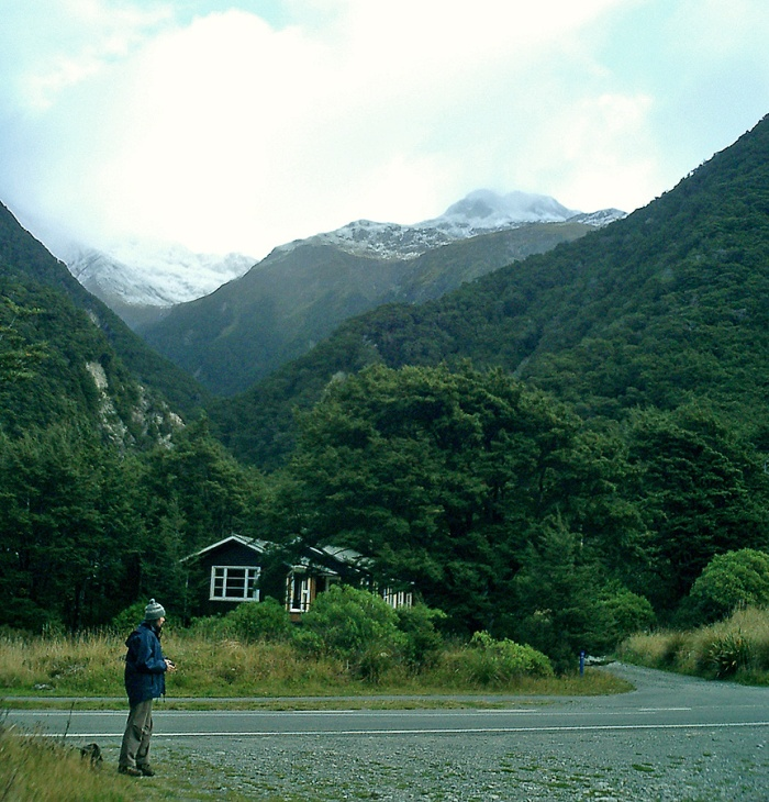 The surreal and whacky isolation of Arthurs Pass Southern Alps