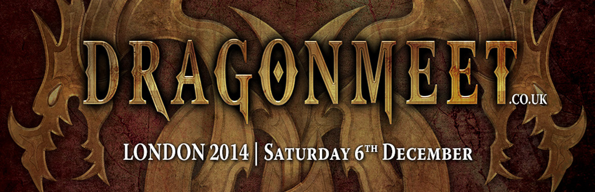 Dragonmeet 2014 UK games convention taken over by Chris Birch of Modiphius and Jonathan Rowlands