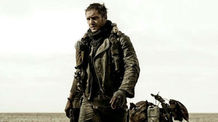 Tom Hardy as Mad Max in Fury Road - post-apocalyptic survivor clothing