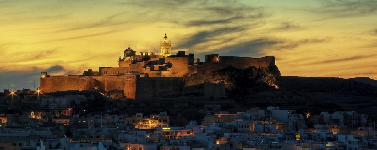 Victoria citadel on Gozo