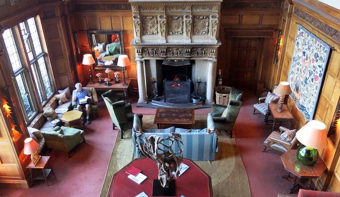 Bovey Castle interior