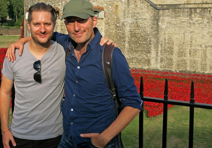 Ben Chapman and David J Rodger - Tower of London 2014