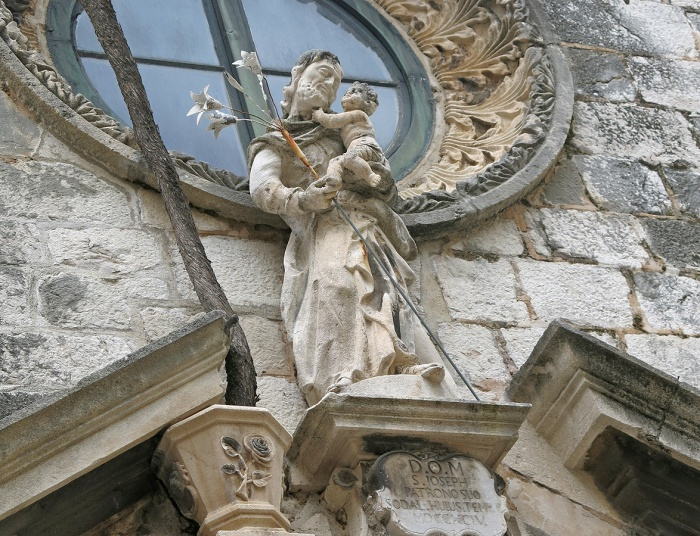 Dubrovnik - CroatiaTravel photo by David J Rodger - beauty of ornamentation