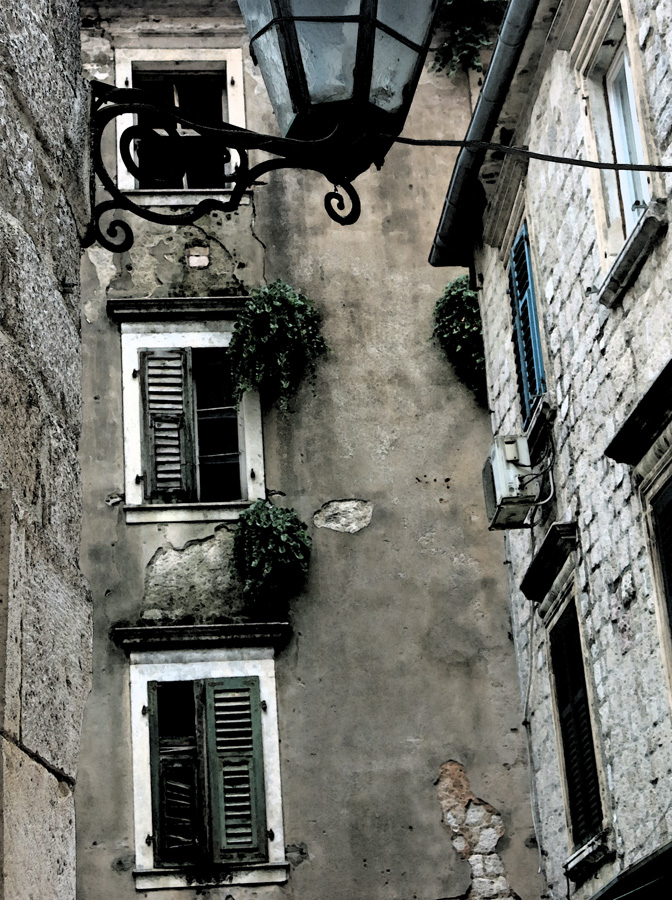 Kotor - Montenegro Travel Photo by David J Rodger - beautiful decay
