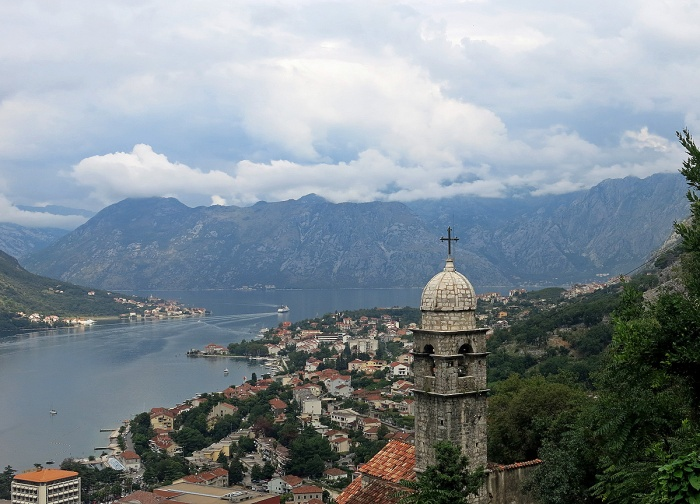 Kotor - Montenegro Travel Photo by David J Rodger - church of our lady
