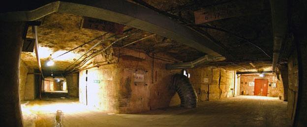 Burlington nuclear Bunker - Site 3 - base for survivors of Yellow Dawn apocalypse