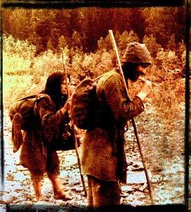 Lykov family Agfia Dmitry - survivors in remote wilderness