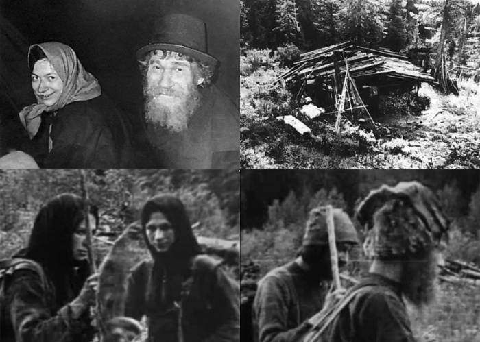 Remote wilderness survivors the Lykov family existed for 40 years without human contact in depths of Siberia