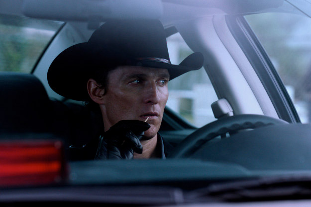 Matthew McConaughey is used to playing dangerous characters - like the harbinger of death Killer Joe Cooper
