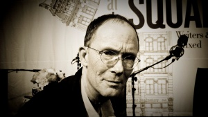 William Gibson cyberpunk author