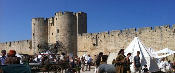 aigues-mortes-medieval-crusader-fort-used-in-post-apocalyptic-cthulhu mythos setting-of-yellow-dawn