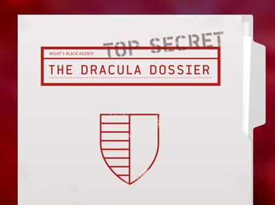 The Dracula Dossier by Pelgrane Press
