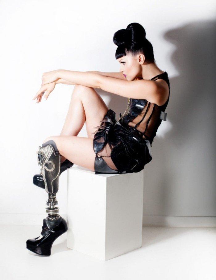 Viktoria Modesta The Lady Madonna Gaga of Cybernetic Pop Culture