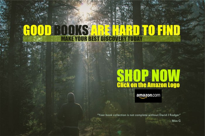 FOREST good books online from amazon and kindle by best science fiction dark fantasy author David J Rodger
