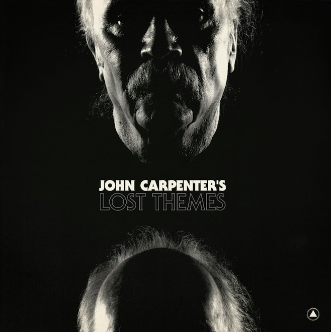John Carpenter's Lost Themes from sacred bones records  - sounds of classic horror movies