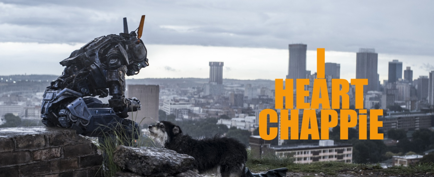 I HEART CHAPPiE an exploration of consciousness sci fi technology robots