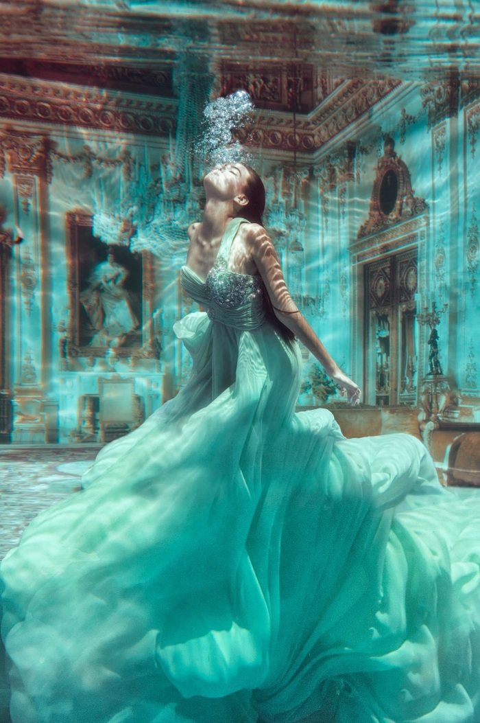 "Valentina Lobeira in ""Drowning Princess photo Jvdas Berra"