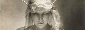 High Priestess Seeks Hidden Knowledge Beyond the Veils of Consciousness