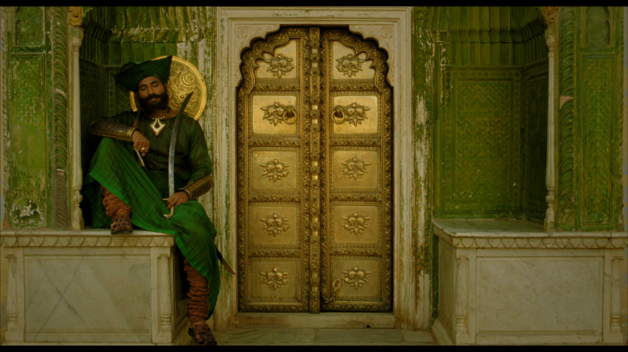 Jeetu Verma in  Tarsem Singh's incredible movie The Fall (2006) the character of The Indian as visualised by the young child Alexandria