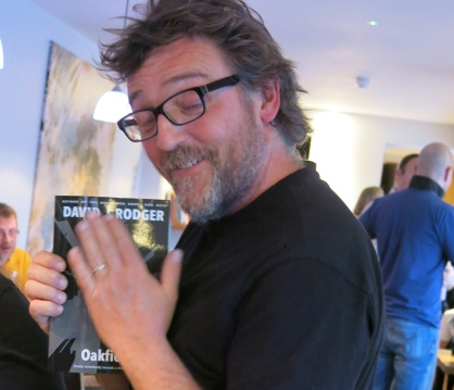 Launch Party for Oakfield a new release sci fi dark fantasy Cthulhu Mythos thriller by David J Rodger (2)