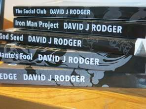 Launch Party for Oakfield a new release sci fi dark fantasy Cthulhu Mythos thriller by David J Rodger (9)