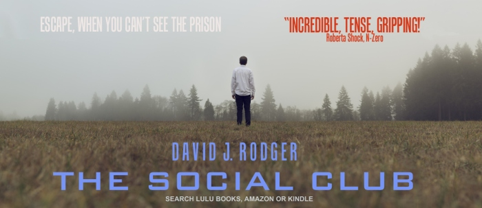 The Social Club a classic detective thriller as a post apocalypse novel another good book to read by David J Rodger