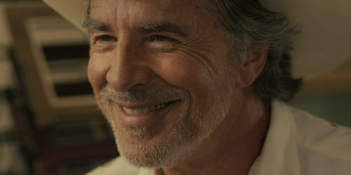 Don Johnson is the gregarious hilarious and no holds get-it-done private investigator in Cold in July (2014)
